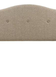 Silentnight Bluebell K H/B Sandstone (STD Fabric) 5'0 King BEIGE