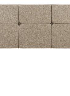 Silentnight Dahlia S H/B Sandstone (STD Fabric) 3'0 Single BEIGE