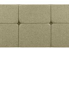 Silentnight Dahlia 4'0 H/B Barley (Enhanced Fabric) 4'0 Small double BEIGE