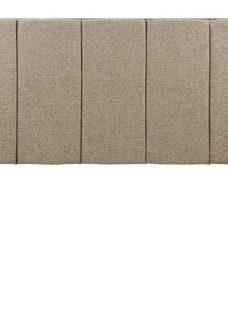 Silentnight Gerdinia SK H/B Sandstone (STD Fabric) 6'0 Super king BEIGE