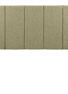 Silentnight Gerdinia D H/B Barley (Enhanced Fabric) 4'6 Double BEIGE