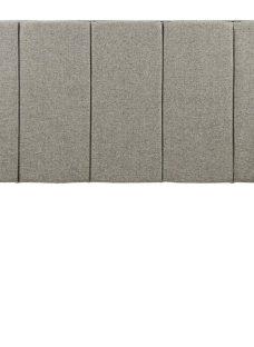 Silentnight Gerdinia D H/B Marl Grey (Enhanced Fabric) 4'6 Double