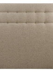 Silentnight Marigold SK H/B Sandstone (STD Fabric) 6'0 Super king BEIGE