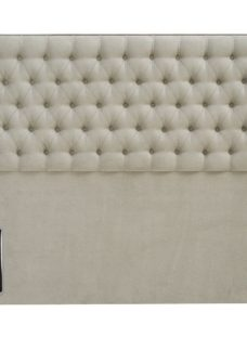 Eleanor Headboard 5'0 King BEIGE