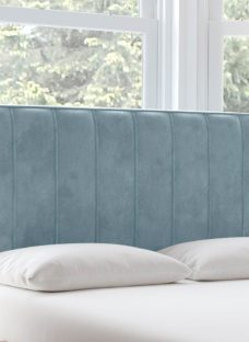 Nocturne 4'0 Strutted H/B Plush Sky 4'0 Small double BLUE