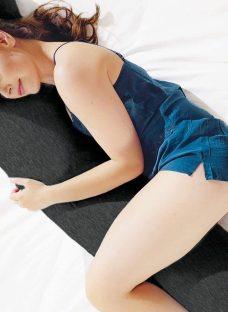 Kally Pillow (Adult) - Charcoal Grey SLATE_GREY