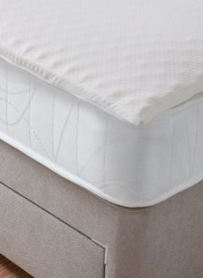 Doze Reversible Memory Foam Topper 5'0 King