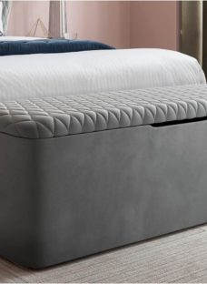 Grove Grey Blanket Box