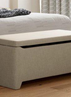 Kimberley Oatmeal Blanket Box