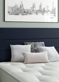 Stamford S H/B Classic Steel Blue V2 3'0 Single