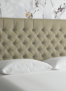 Florentine 4'0 Full Height H/B Tweed Biscuit 4'0 Small double BEIGE
