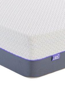 Hyde & Sleep Hybrid Lilac Mattress 4'0 Small double