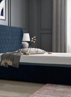Neva D Sleepmotion 200i Blue 4'6 Double