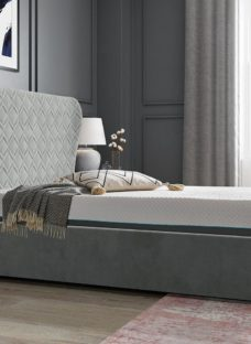 Neva SK Sleepmotion 200i Grey 6'0 Super king