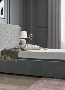 Neva K Sleepmotion 200i Grey 5'0 King