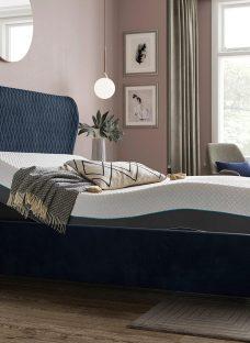 Grove D Sleepmotion 200i Blue 4'6 Double