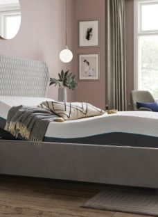 Grove K Sleepmotion 200i Grey 5'0 King
