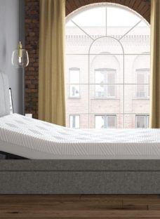 Seoul Sleepmotion 100i Adjustable TV Bed Frame 5'0 King GREY