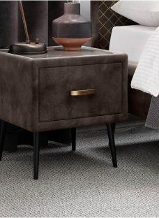 Ren 1 Drawer Bedside Table