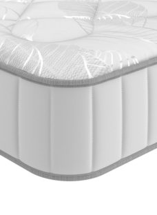 Rest For Less Traditional Spring Quilt Mattress - Single
