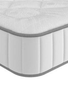 Rest For Less Traditional Spring Comfort Mattress - Single