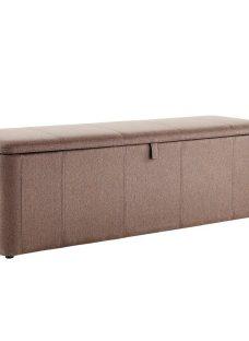 Luxury Blanket Box - Mocha